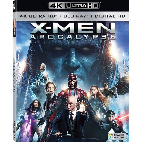 X-Men: Apocalypse (4K Ultra HD Blu-ray) 19553011