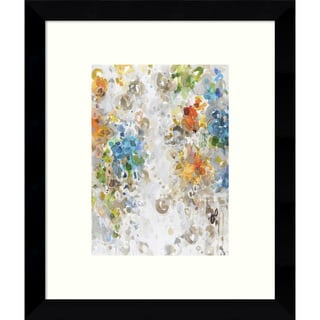 Framed Art Print 'Certifiable' by Casey Matthews 9 x 11-inch