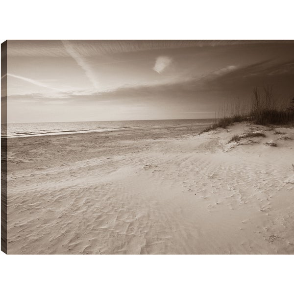 P. T. Turk 'Sandy' Landscape Photography Wall Art