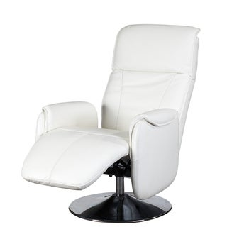 Snow White Zeal Recliner
