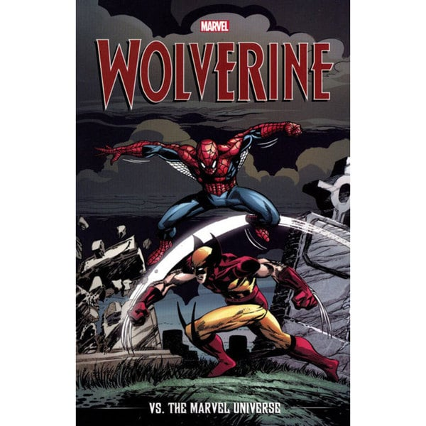 Wolverine vs the Marvel Universe (Paperback) 19555243