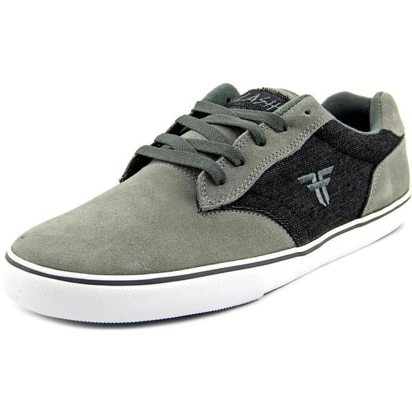 Fallen Men's 'Chief XI' Regular Suede Athletic Shoes