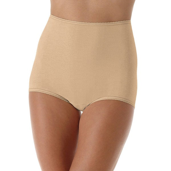 Cool Cotton Women's Nude Skimp Skamp Brief