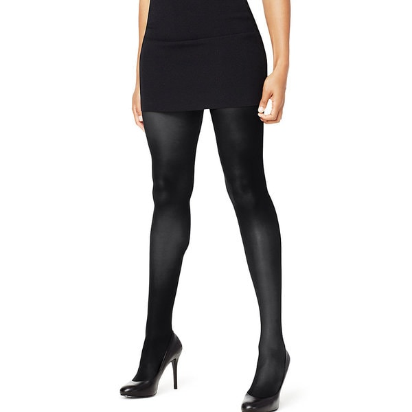 Seasonless Women's Black Control Top Tight (Size T)