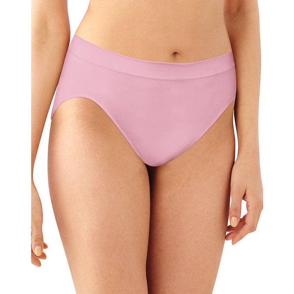 Comfort Women's Revolution Hi-Cut Pink Sands Panty