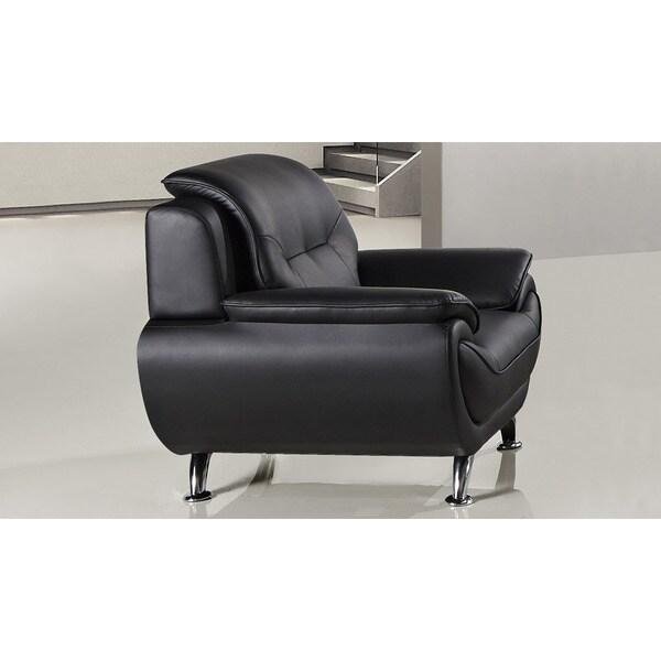 American Eagle Black Chair