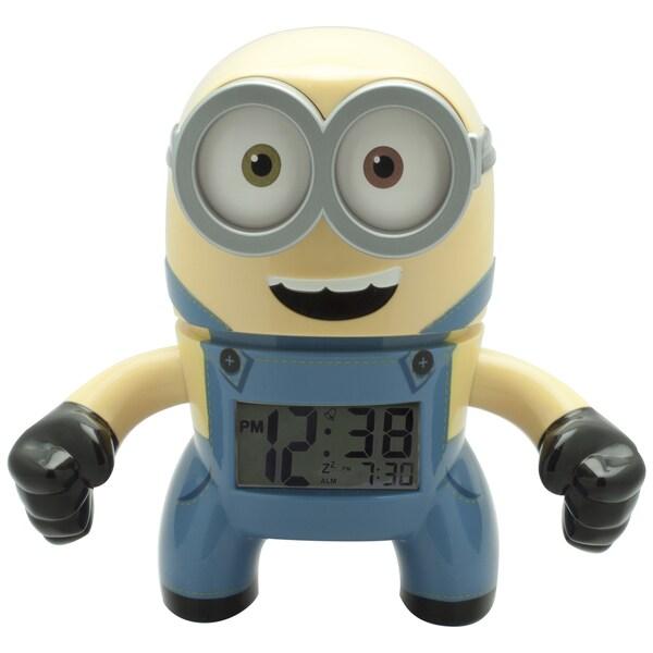 BulbBotz 'Minions Bob' 7.5 inch Alarm Clock