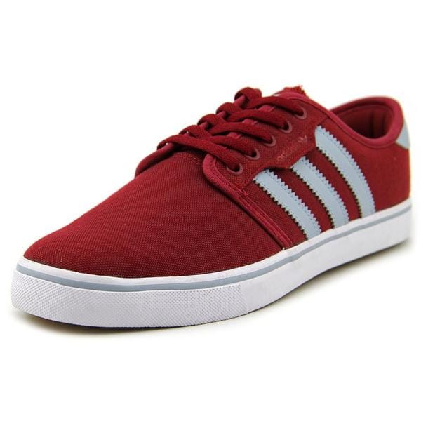 Adidas Men's 'Seeley' Canvas Athletic Shoes