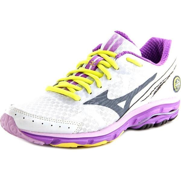 Mizuno Women's 'Wave Rider 17' Mesh Athletic Shoes