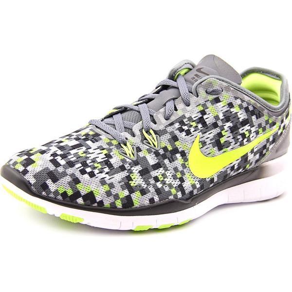 Nike Women's 'Free 5 TR Fit 5 PRT' Mesh Athletic Shoes