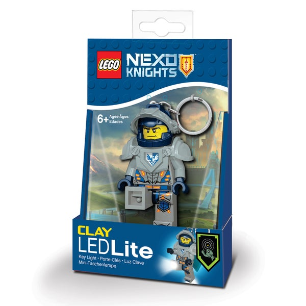 LEGO Nexo Knight Clay Key Light