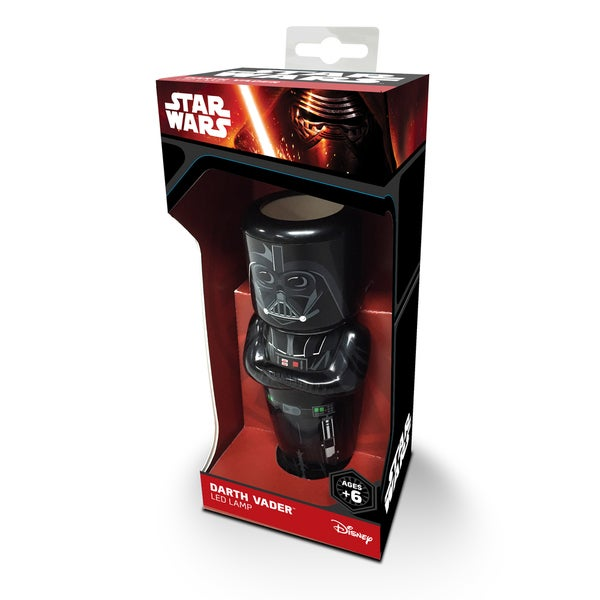 Rebels Darth Vader Lamp