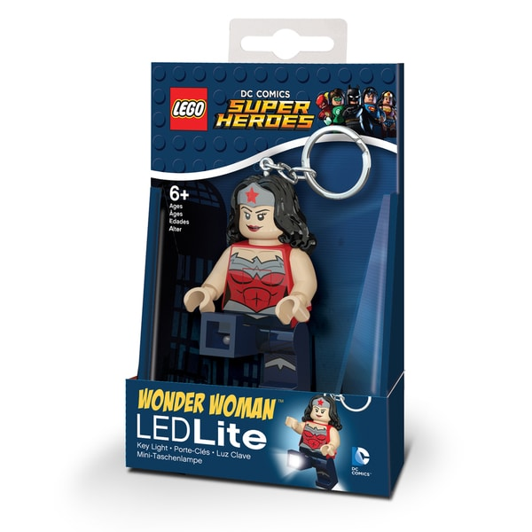 LEGO DC Super Heroes Wonder Woman Key Light 19560519