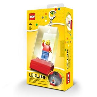 LEGO Blue Lighted Minifigure Key Fob
