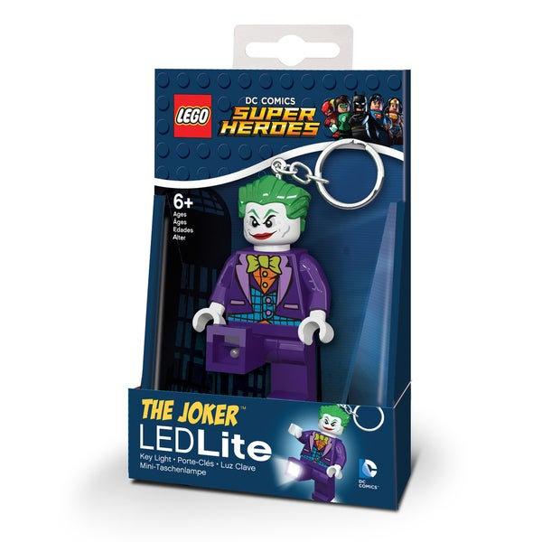 LEGO DC Super Heroes The Joker Key Light