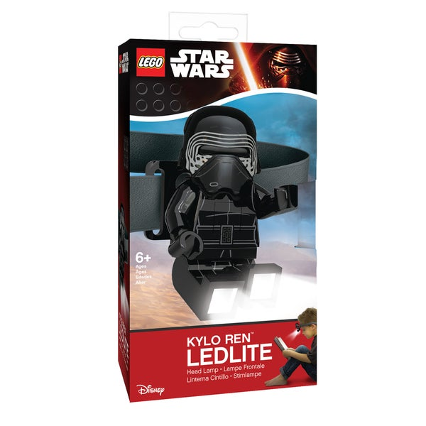LEGO Star Wars Kylo Ren Head Lamp