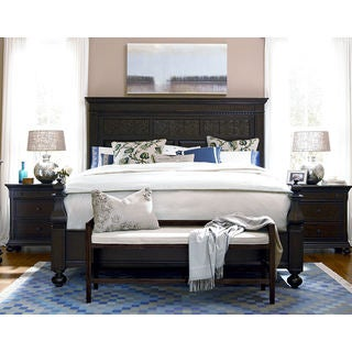 Paula Deen Down Home Aunt Peggy's Molasses Wood Bed