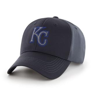 Fan Favorites Kansas City Royals MLB Blackball Velcro Hat