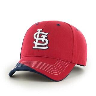 Fan Favorites St. Louis Cardinals MLB Hubris Velcro Hat