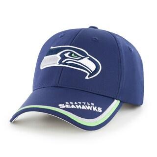 Fan Favorites Seattle Seahawks NFL Forest Velcro Hat