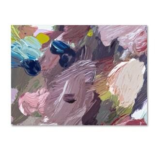 David Lloyd Glover 'Cloud Patterns' Canvas Art