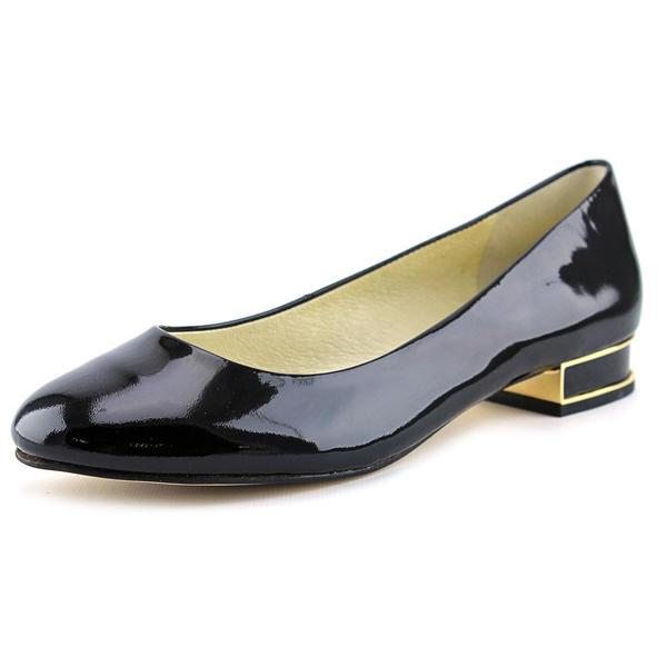 Michael Michael Kors Women's 'Joy Kitten Pump' Patent Leather Dress Shoes