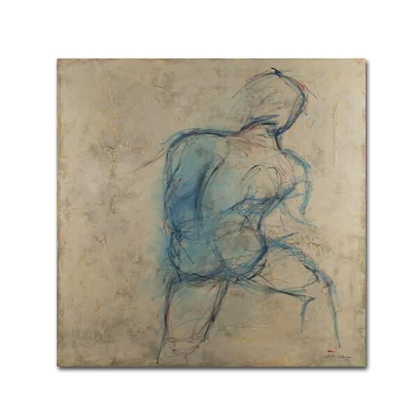 Joarez 'Iron Man' Canvas Art 19561804