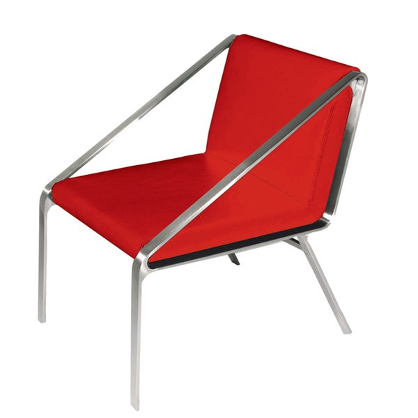 Red Owen Chair