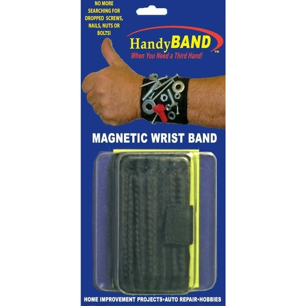 HandyBand Magnetic Wrist Band