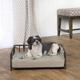 HomePop Decorative Pet Bed Metal Mini Daybed