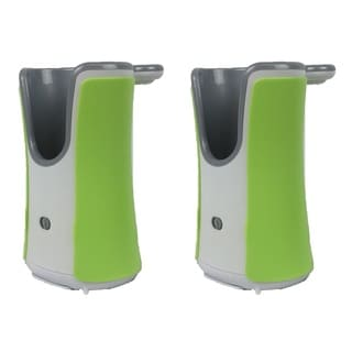 Lysol No-Touch Automatic Hand Soap Dispenser, Green
