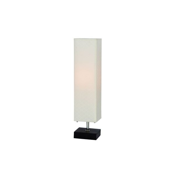 Wood/Paper 24-inch High Floor Lamp