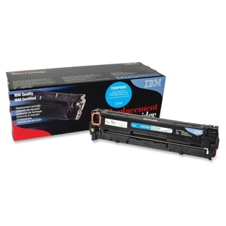 IBM Toner Cartridge - Remanufactured for HP (CF381A) - Cyan - Cyan