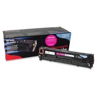 IBM Toner Cartridge - Remanufactured for HP (CF383A) - Magenta - Magenta