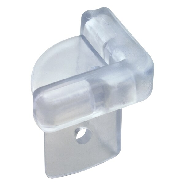 Prime Line S4445 Clear Plastic Corner Cushions (Pack of 4)