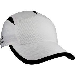 Go White and Black Eventure Knit Adjustable Hat