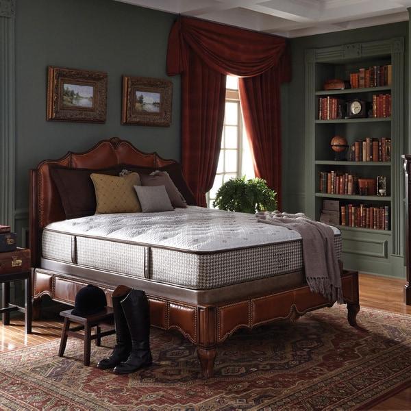 Downton Abbey Country Living Firm Twin XL-size Mattress Set