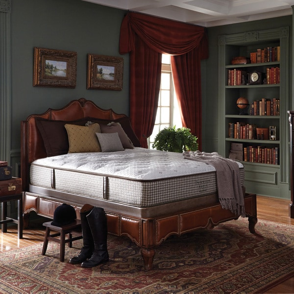 Downton Abbey Country Living Luxury Firm Twin-size Mattress Set