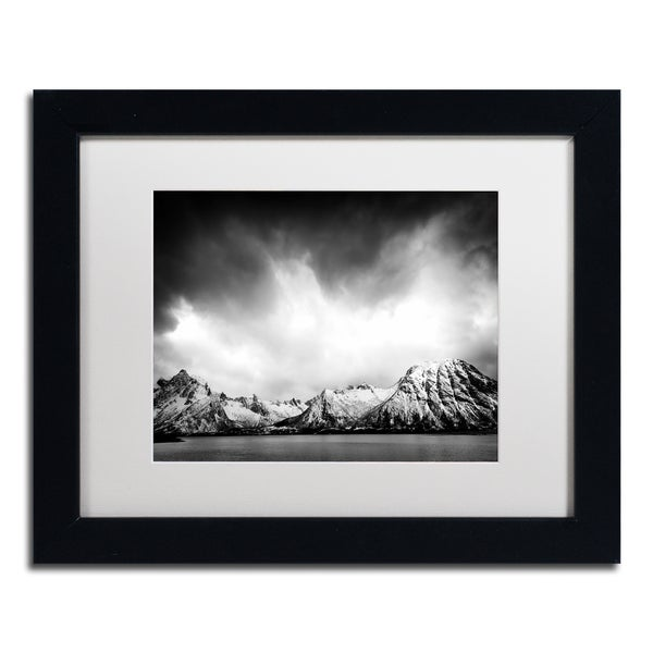 Philippe Sainte-Laudy 'If You Change Your Mind' Matted Framed Art