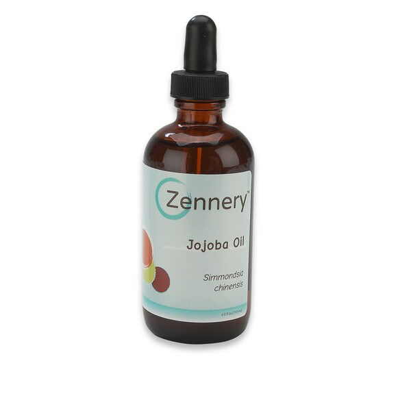 Zennery 4-ounce 100% Pure Jojoba Oil