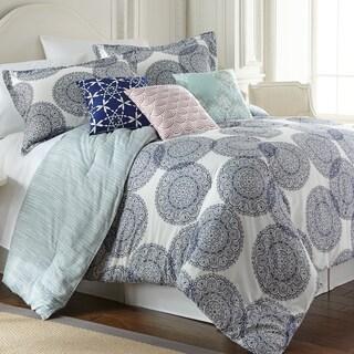 Selena Cotton 6-piece Comforter Set