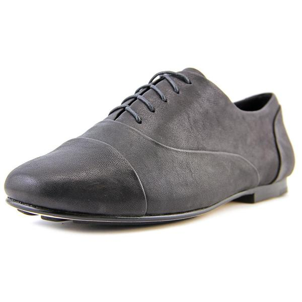 Gentle Souls Women's 'Edge Tie ' Leather Dress Shoes