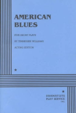 American Blues: Five Short Plays (Paperback)