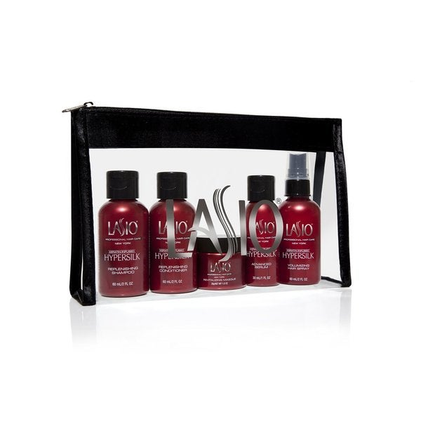 Lasio Travel Hair Care Kit