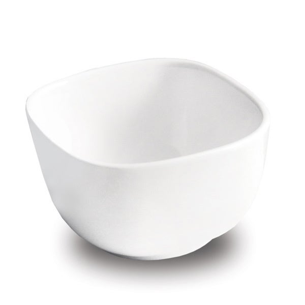 Impulse White Easy Cone Bowl
