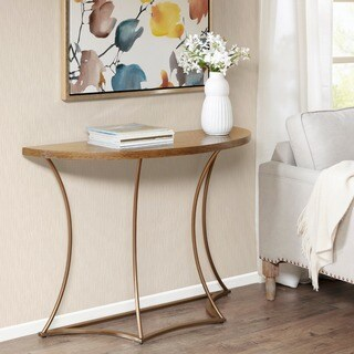 Madison Park Avery Bronze Console Table