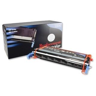 IBM Toner Cartridge - Remanufactured for HP (C9730A) - Black - Black