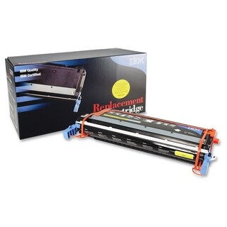 IBM Toner Cartridge - Remanufactured for HP (C9732A) - Yellow - Yellow