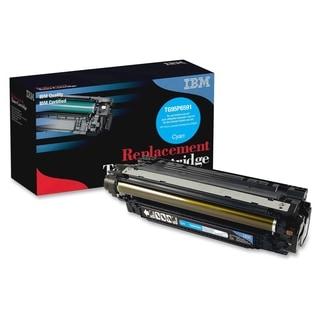 IBM Toner Cartridge - Remanufactured for HP (CF321A) - Cyan - Cyan