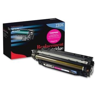 IBM Toner Cartridge - Remanufactured for HP (CF323A) - Magenta - Magenta